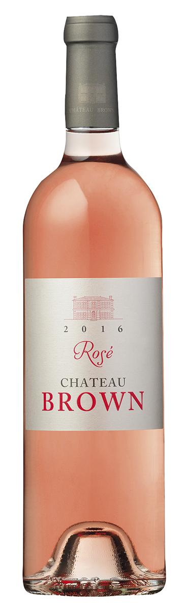 Château Brown Rosé 2016