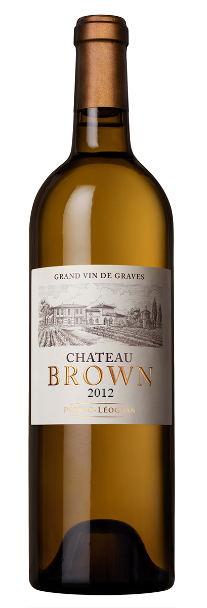 Château Brown white 2012