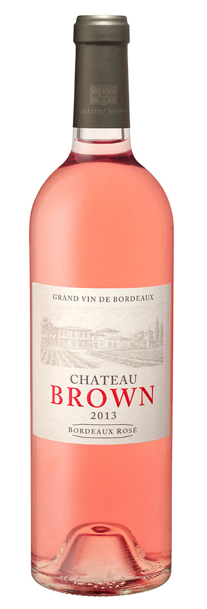 Château Brown rosé 2013