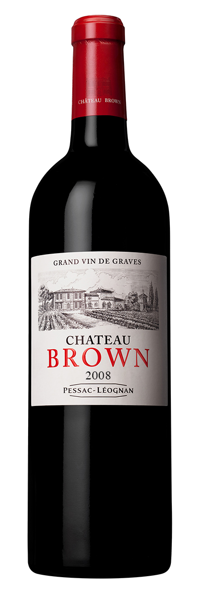 Château Brown red 2008