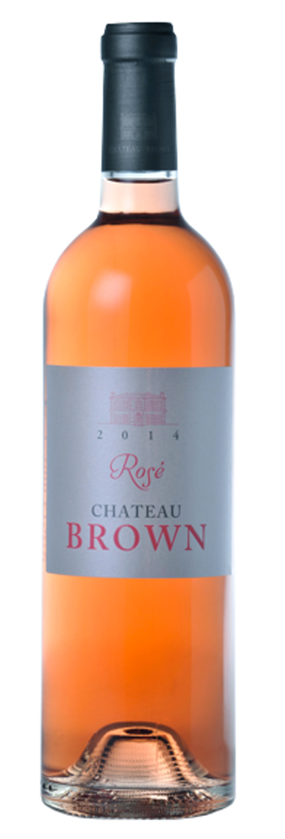 Château Brown rosé 2014