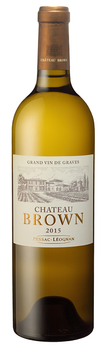 Château Brown White 2015