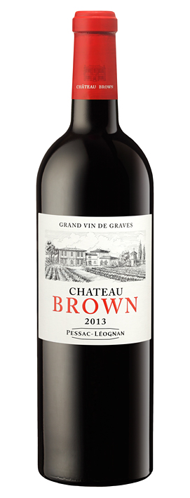 Château Brown Red 2013