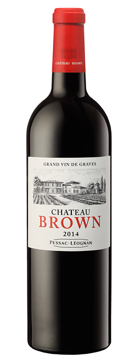 Chateau Brown Red 2014