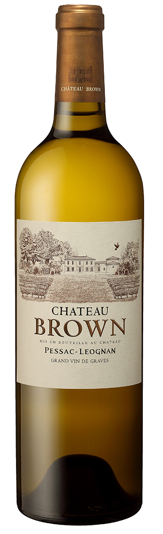 Château Brown White