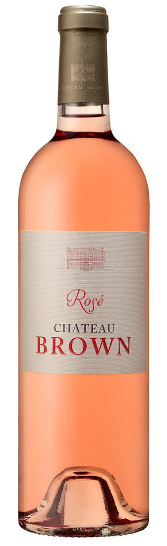 Château Brown Red
