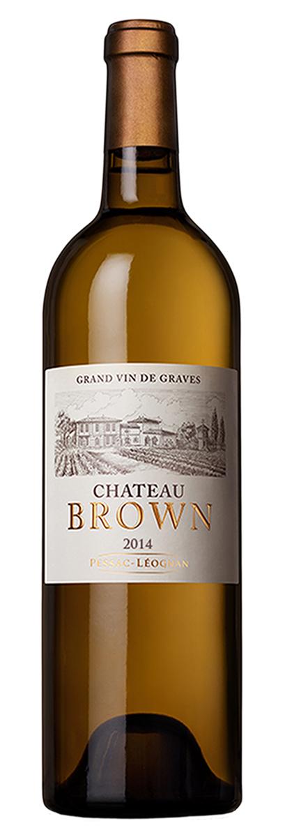 Château Brown Blanc 2014