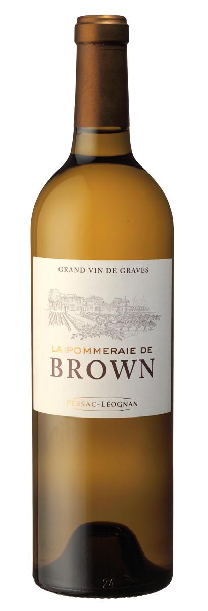 La Pommeraie de Brown blanc