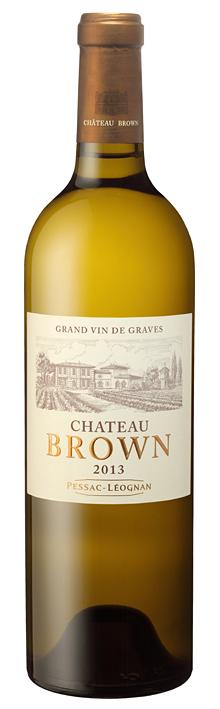 Médailles Château Brown 2013
