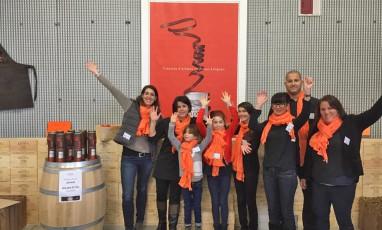 Portes Ouvertes 2015 en Pessac-Léognan