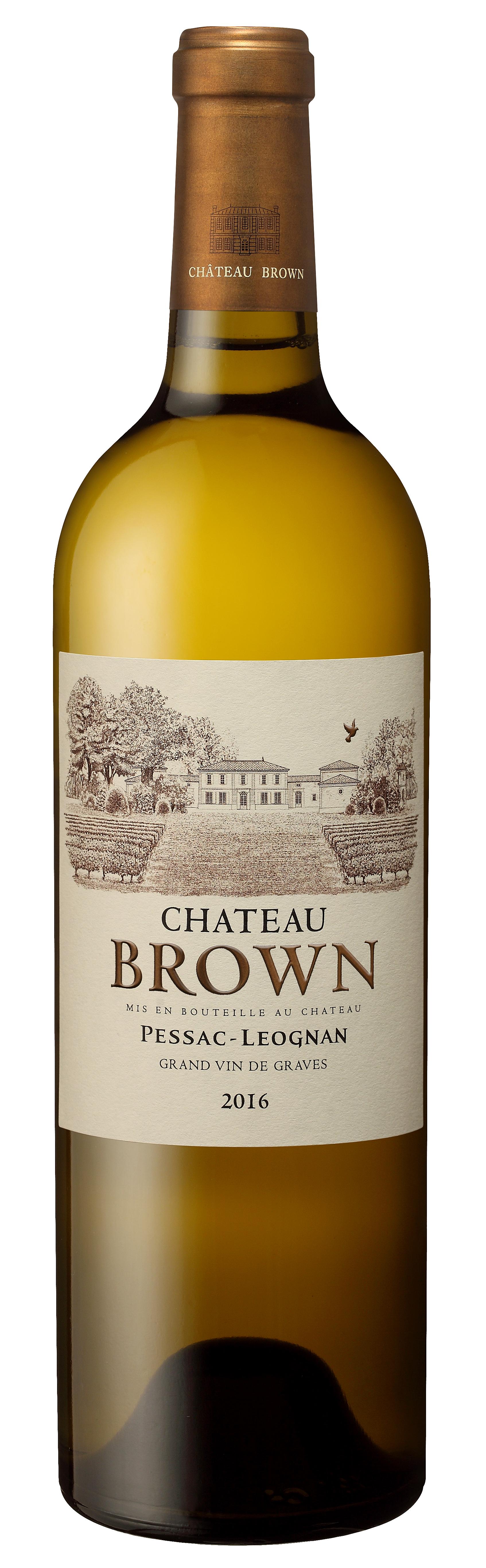Château Brown Blanc