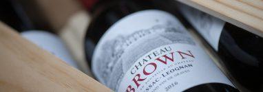 Château Brown - AOC Pessac-Léognan - Aout 2018 - ©JB Nadeau